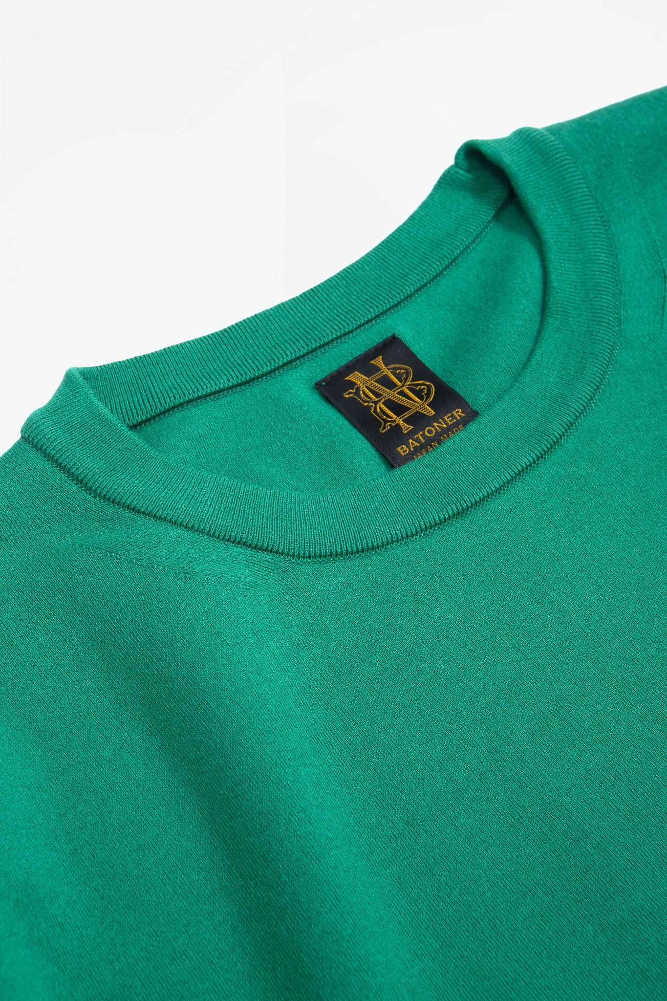 Smooth t-shirt green
