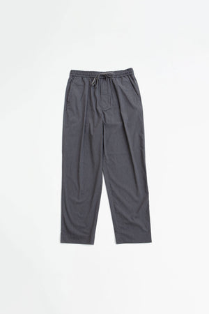 Comfort wide easy trousers charcoal
