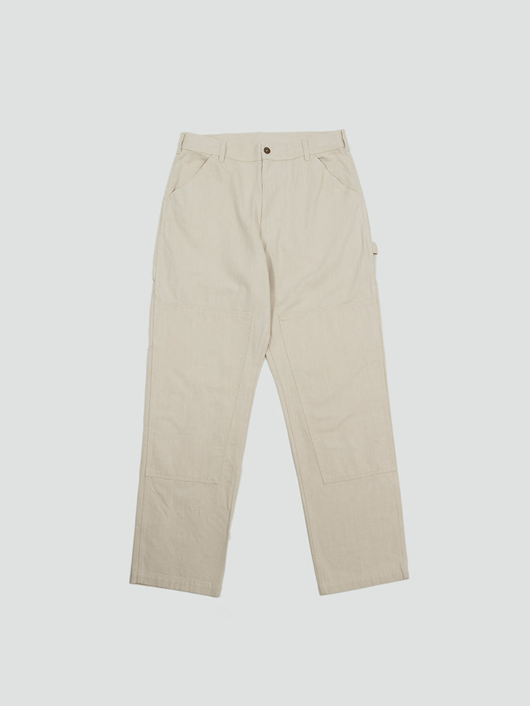 Margaret Howell. Painters trouser natural denim natural