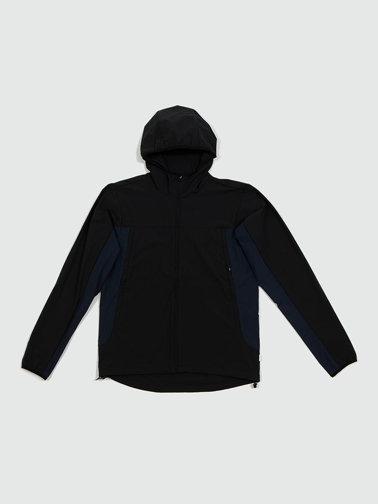 Norse Projects. Arvid running jacket black