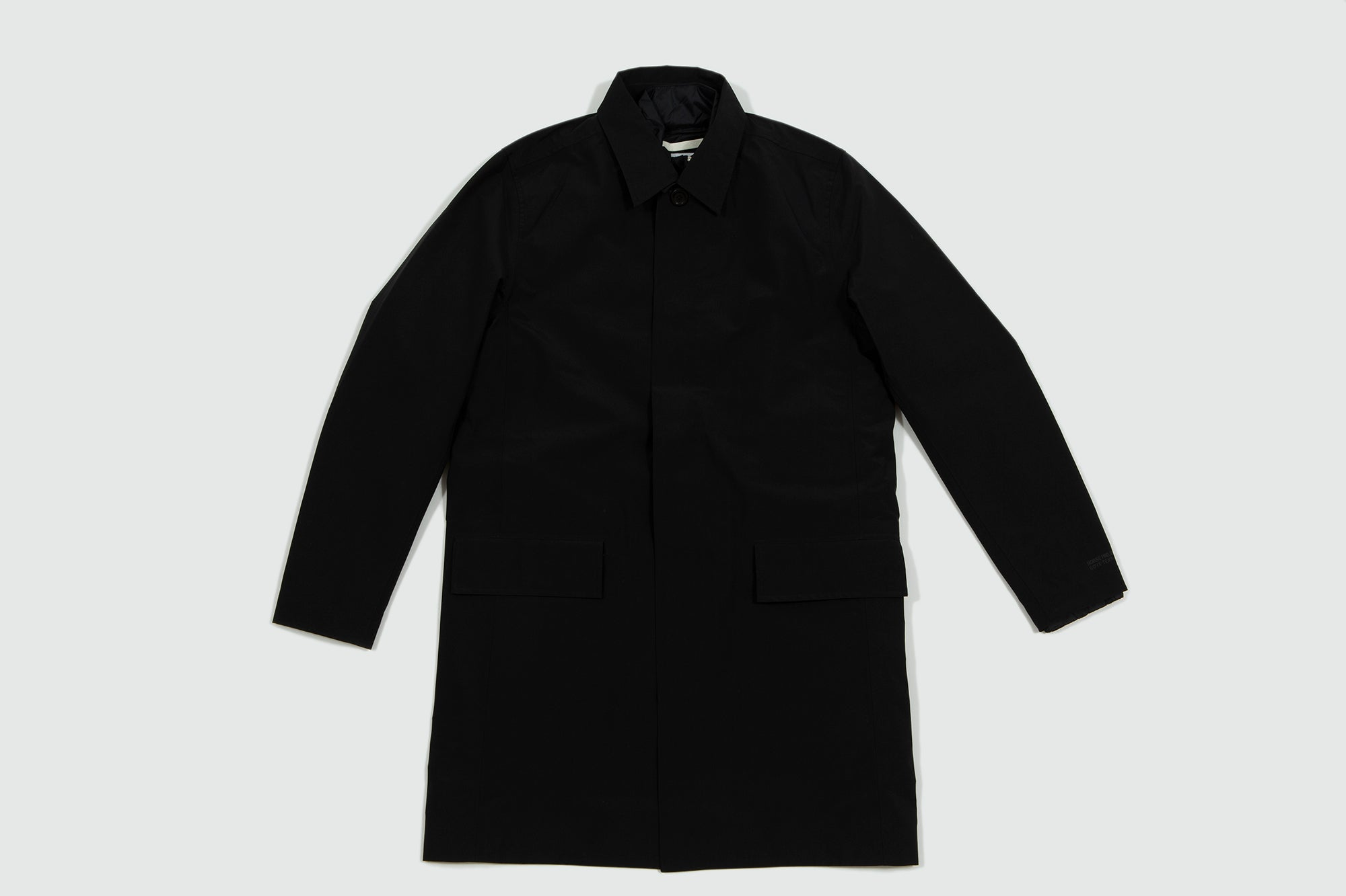 Norse Projects. Thor Gore Tex jacket black