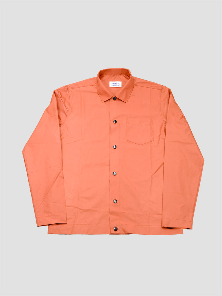 Chet over shirt in blush color made by Libertine-Libertine
