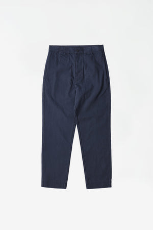 Tapered trouser japanese canvas ink