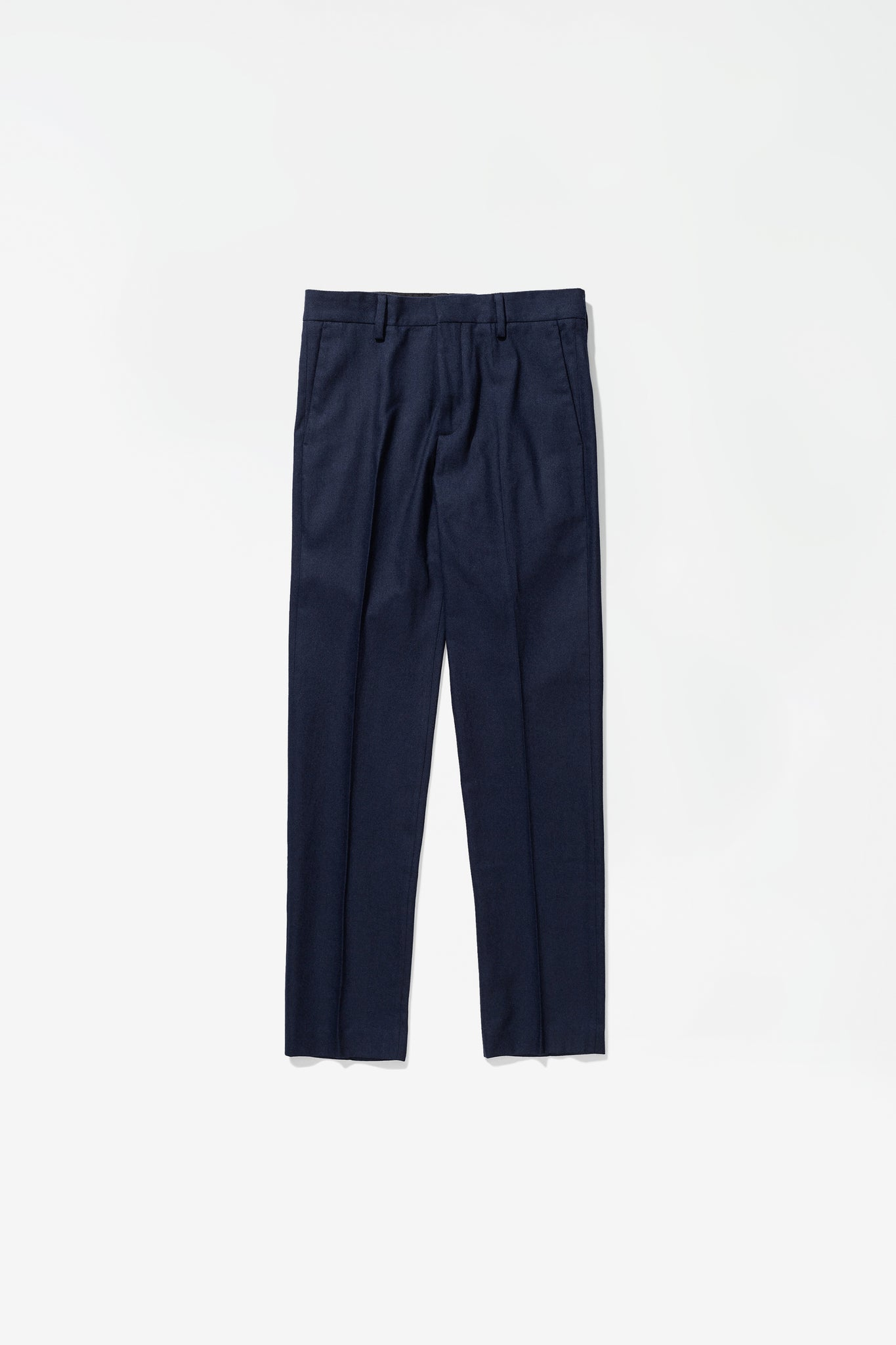 Thomas cotton wool trousers