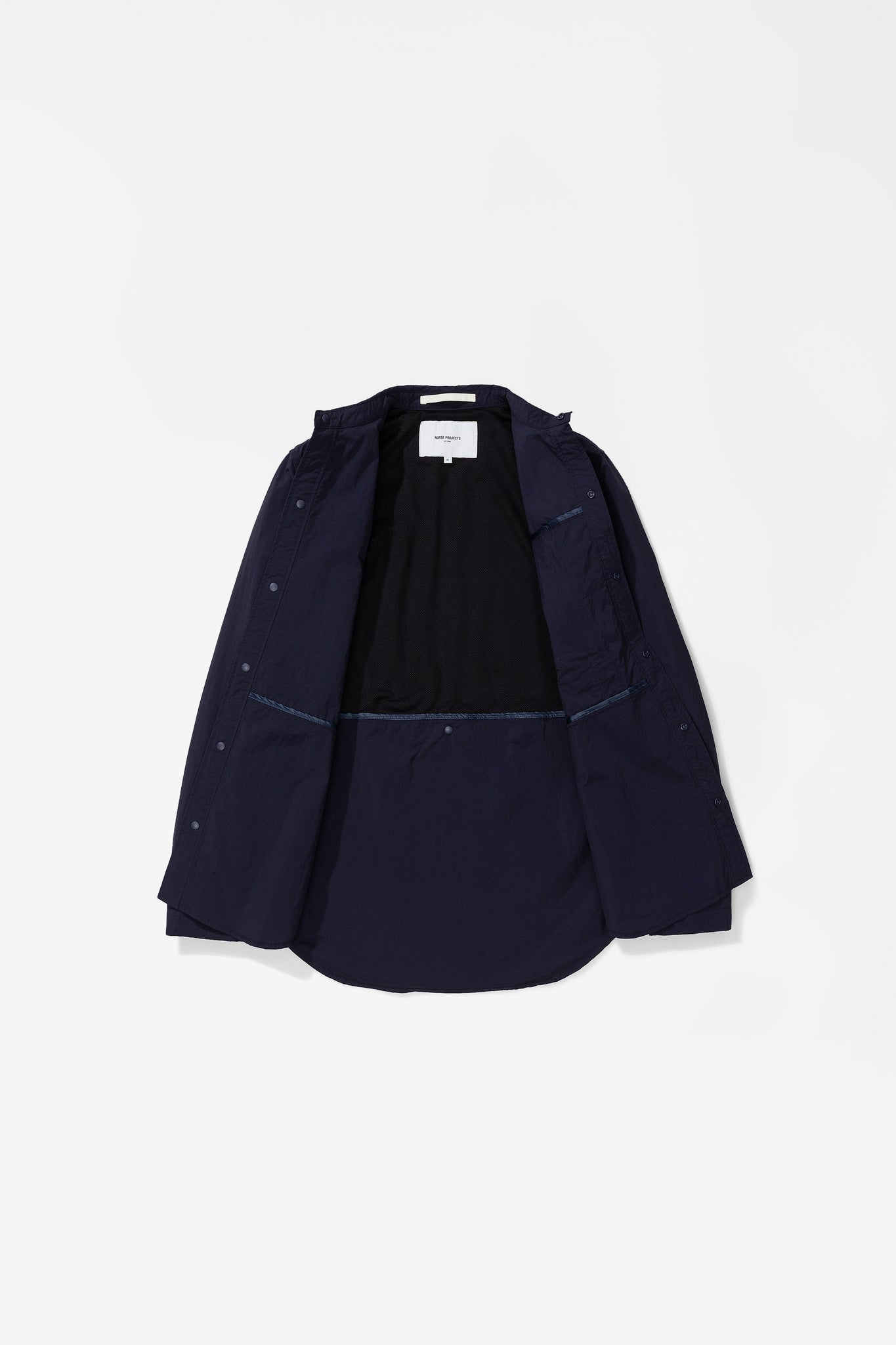 Thorsten packable dark navy