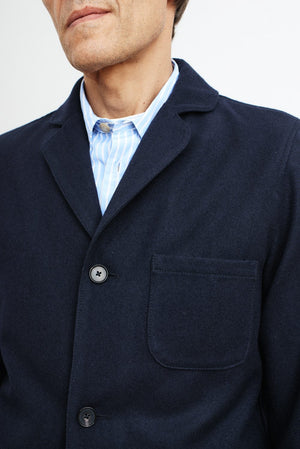 Tiro Jacket dark navy