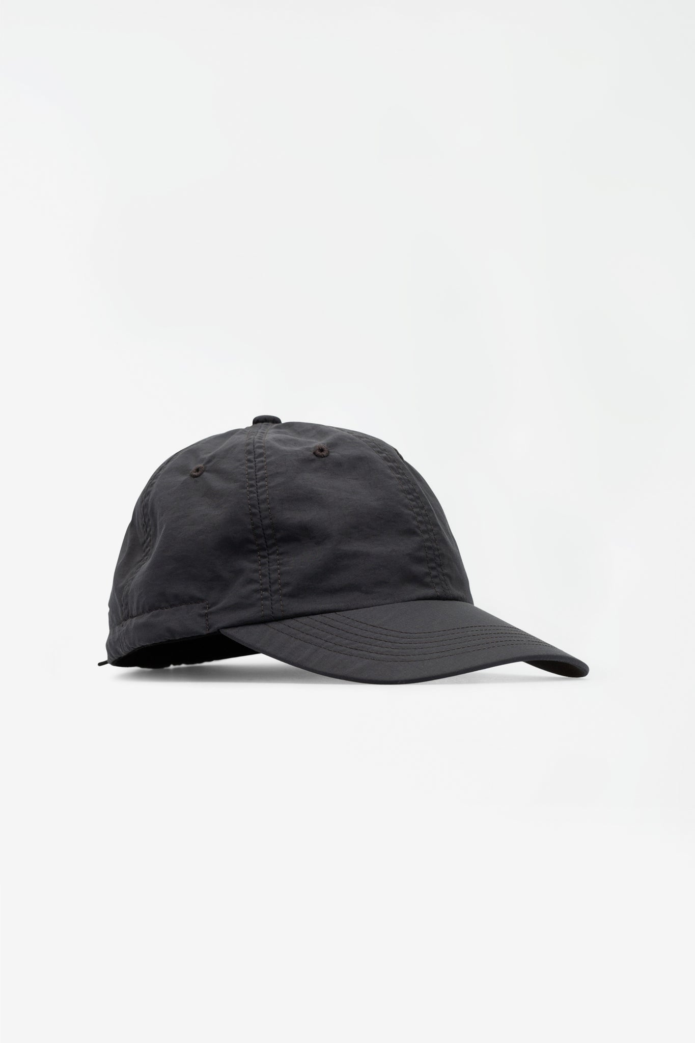 Travel sports cap slate grey