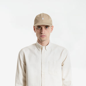 Twill sports cap utility khaki