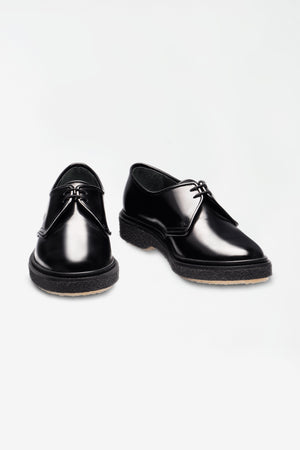 Type 1 classic derby shoes black