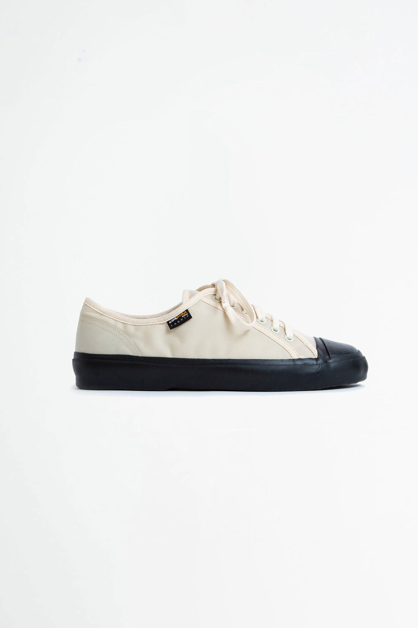 US navy military trainer natural/black sole