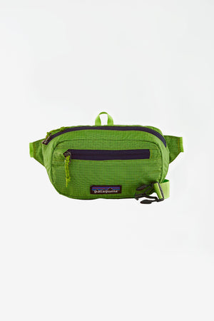 Ultralight blackhole mini hip peppergrass green