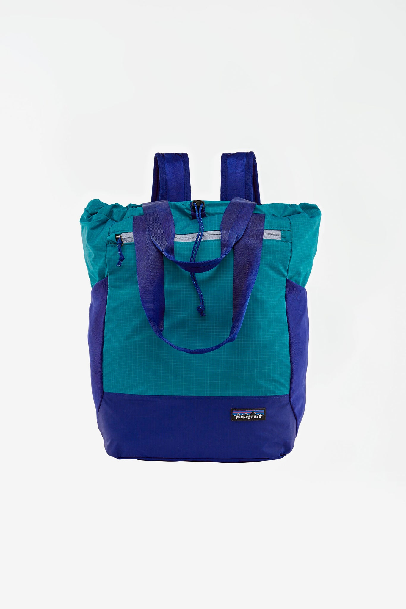 Ultralight blackhole tote pack 27L curaçao blue