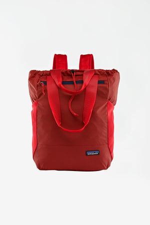 Ultralight blackhole tote pack 27L rincon red