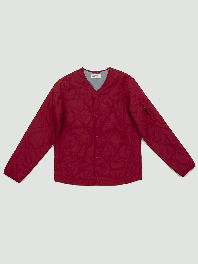 Surfer jacket italian nylon red