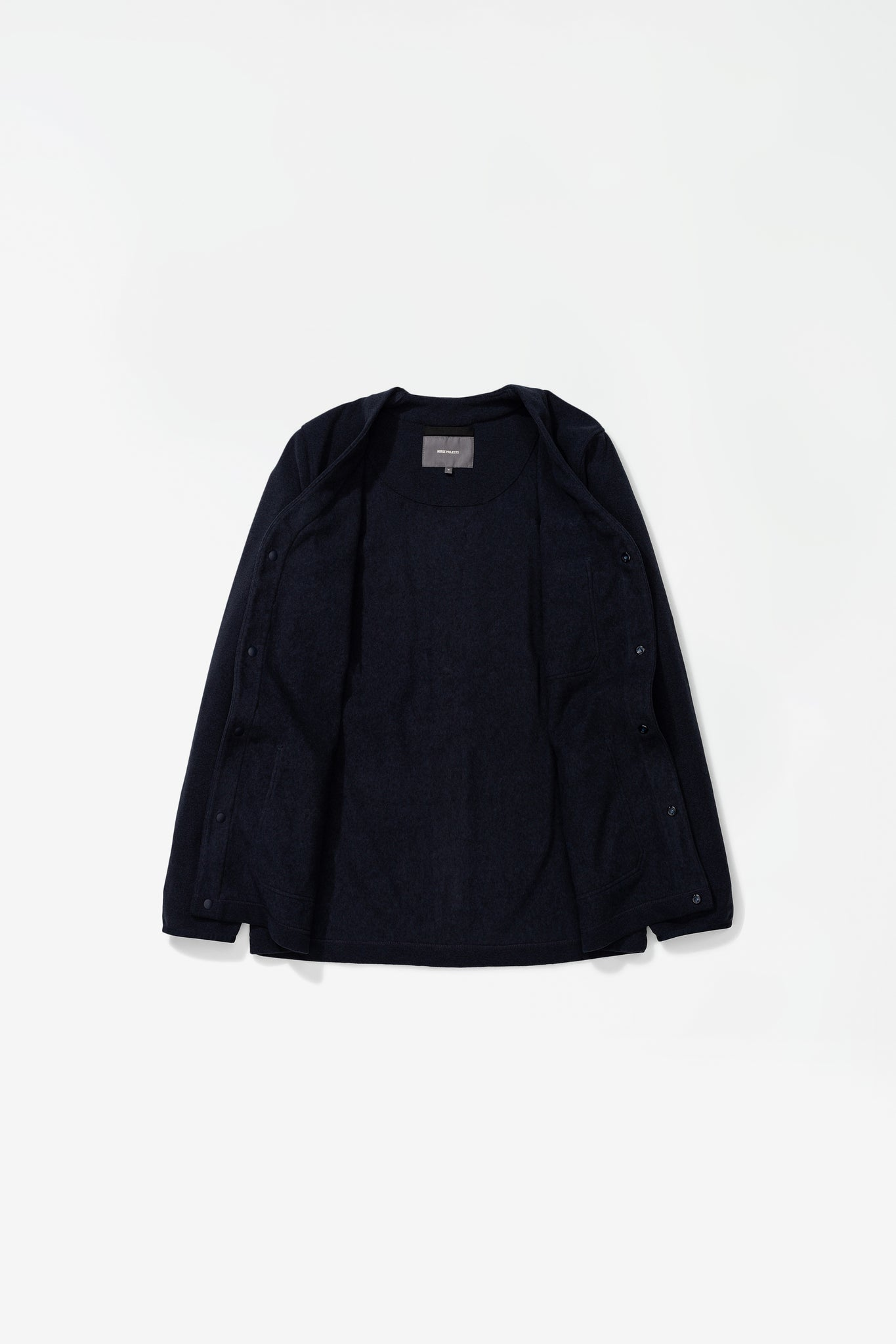 Vidar fleece jacket dark navy