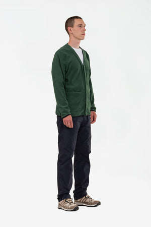 Vidar fleece jacket dartmouth green