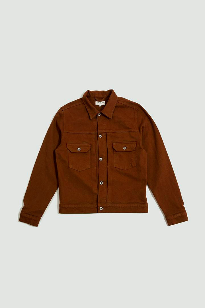 MK2 Jacket brown