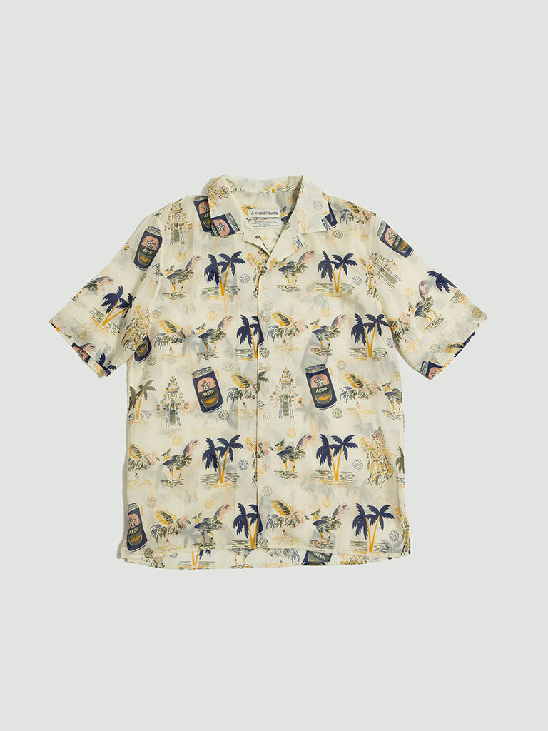 A Kind of Guise. Gioia shirt tourist