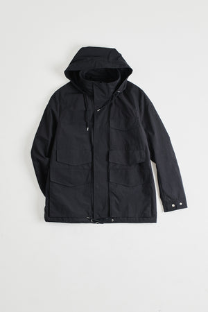 Busua jacket dark blue