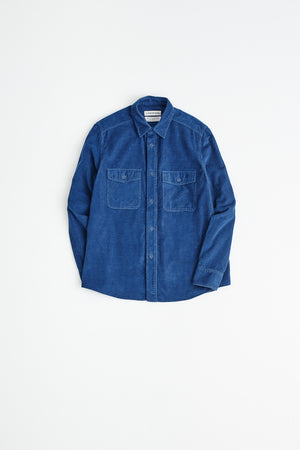 Chambers shirt sea blue