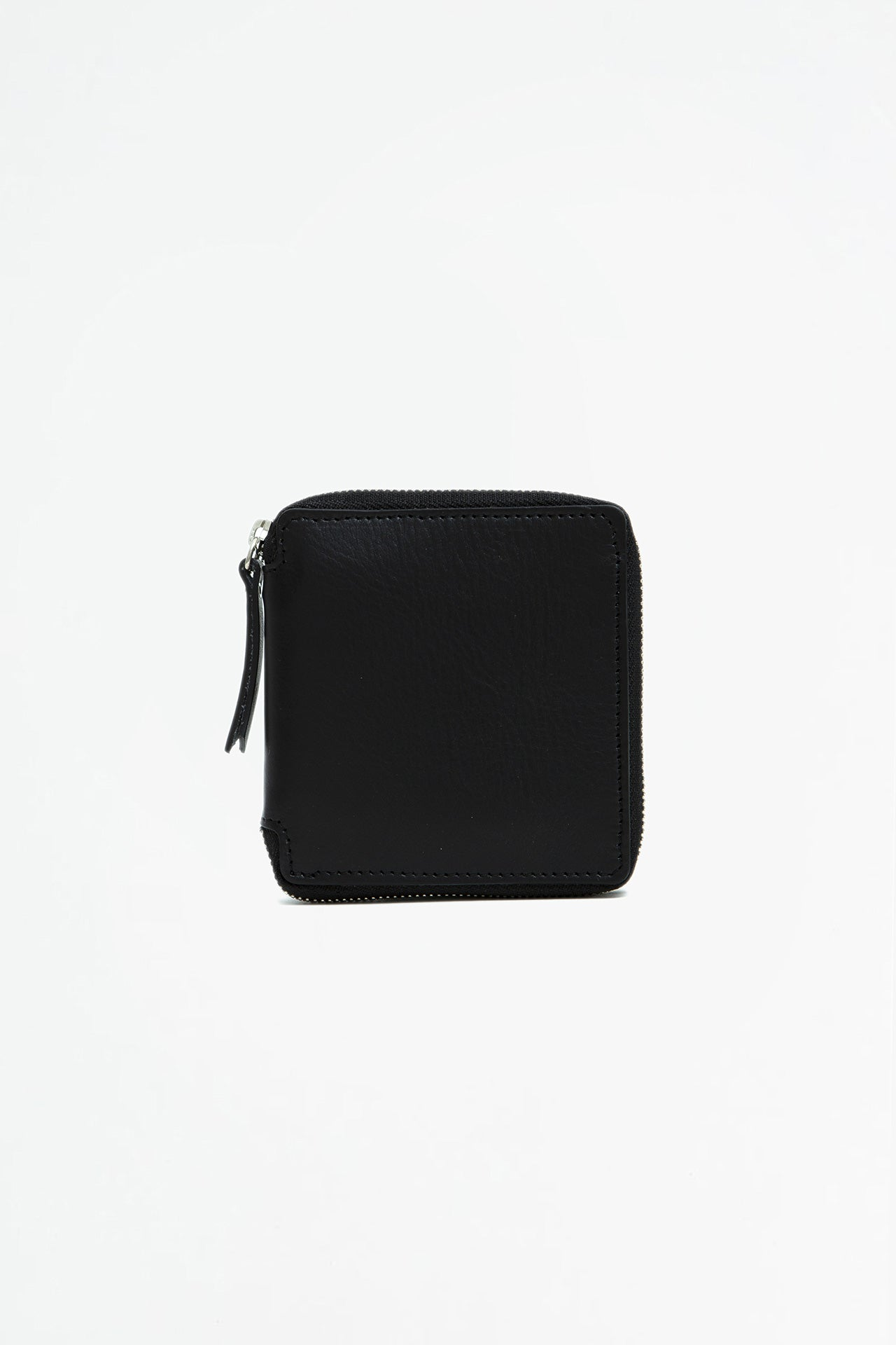 Big zipped wallet black