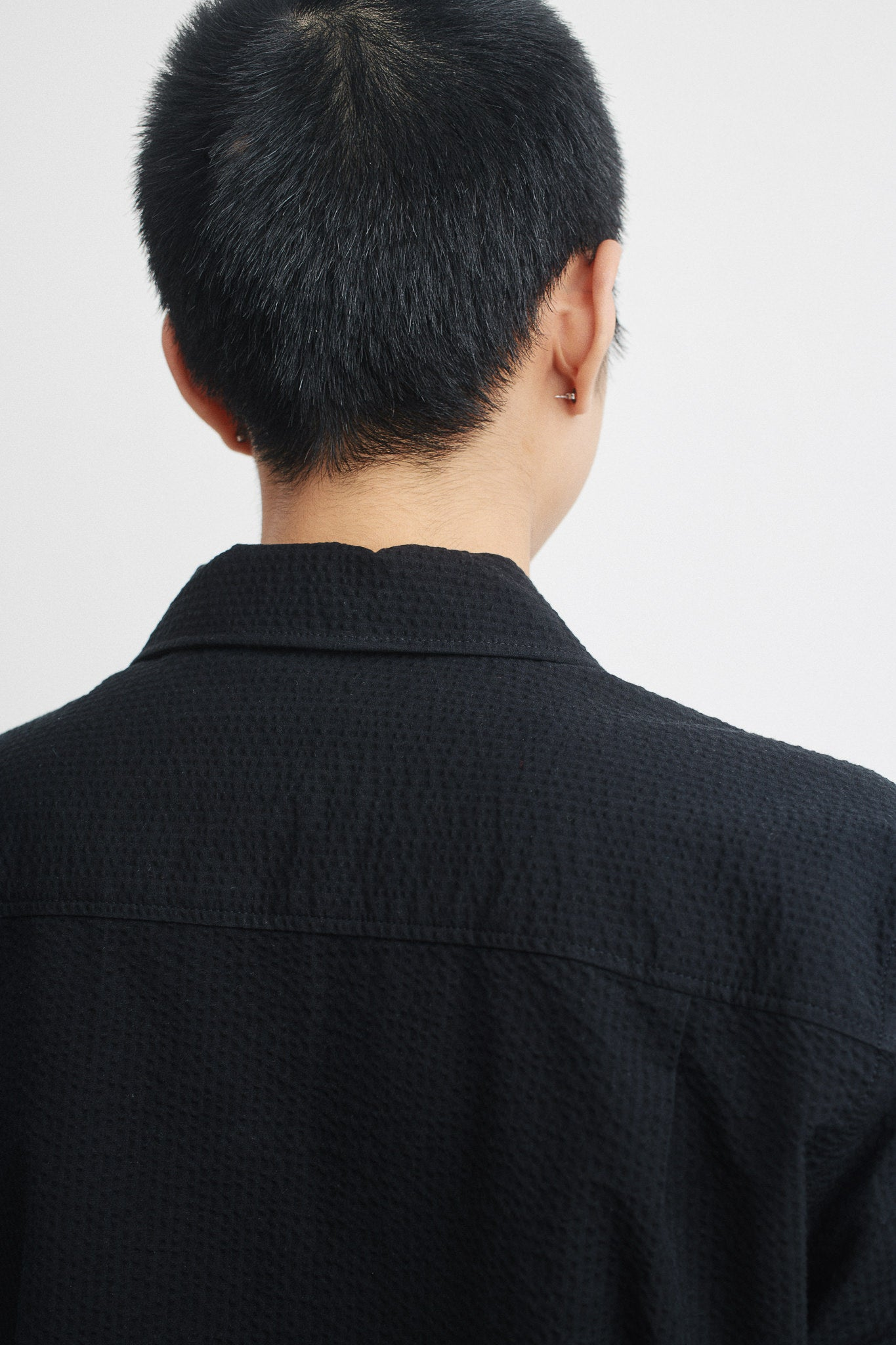 Delon shirt black