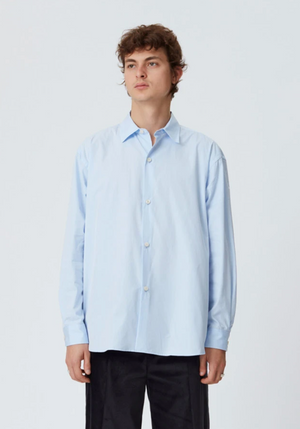 Generous shirt light blue