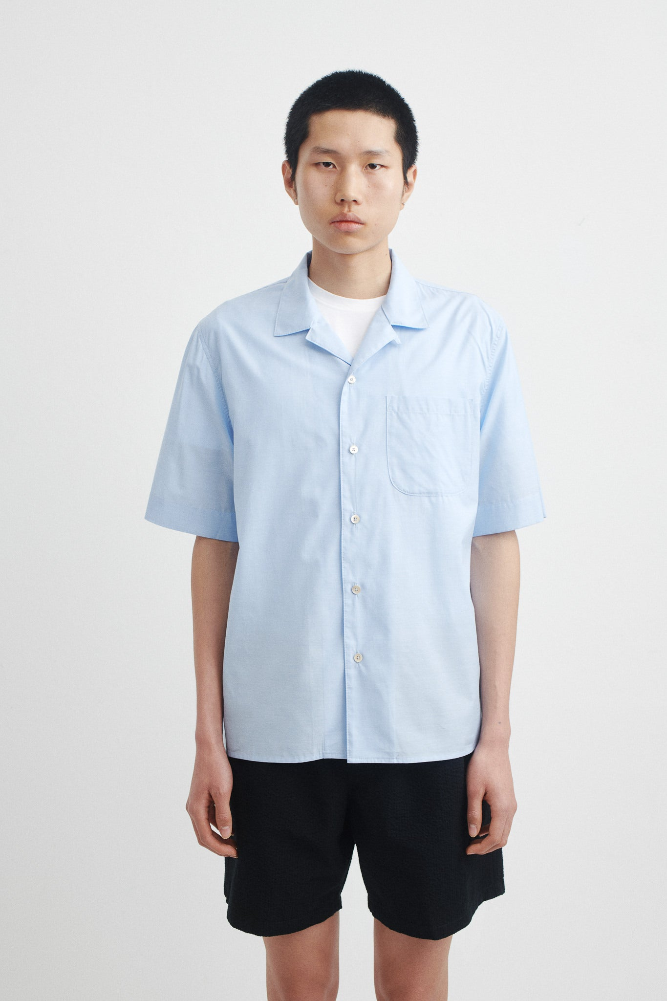 Gioia Shirt light blue