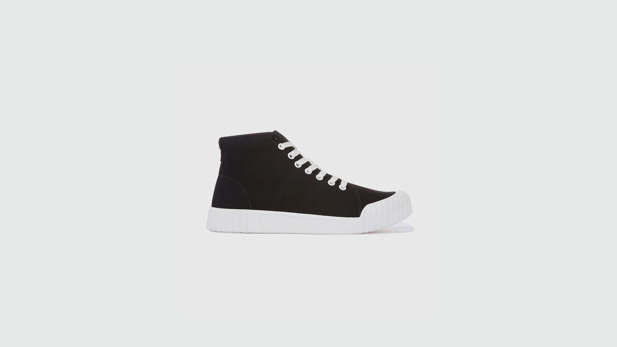 Good News. Bagger high sneakers black