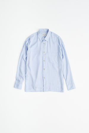Gusto Shirt light blue