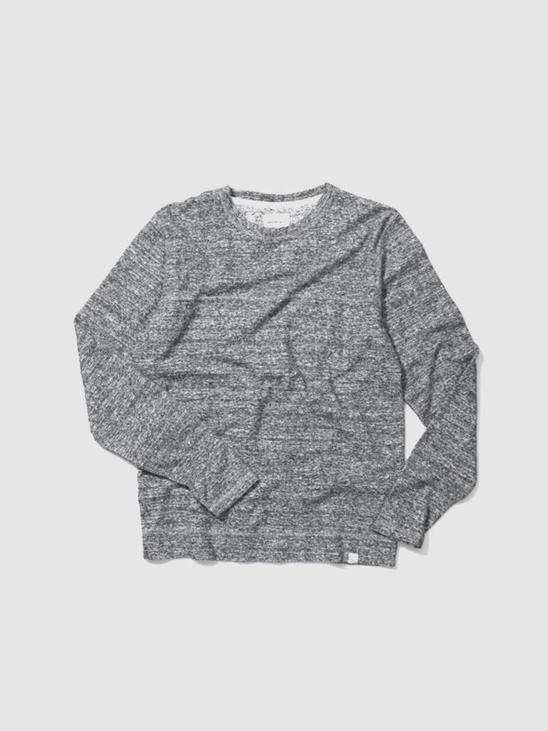 Halfsdan contrast flame in grey by Norse Projects