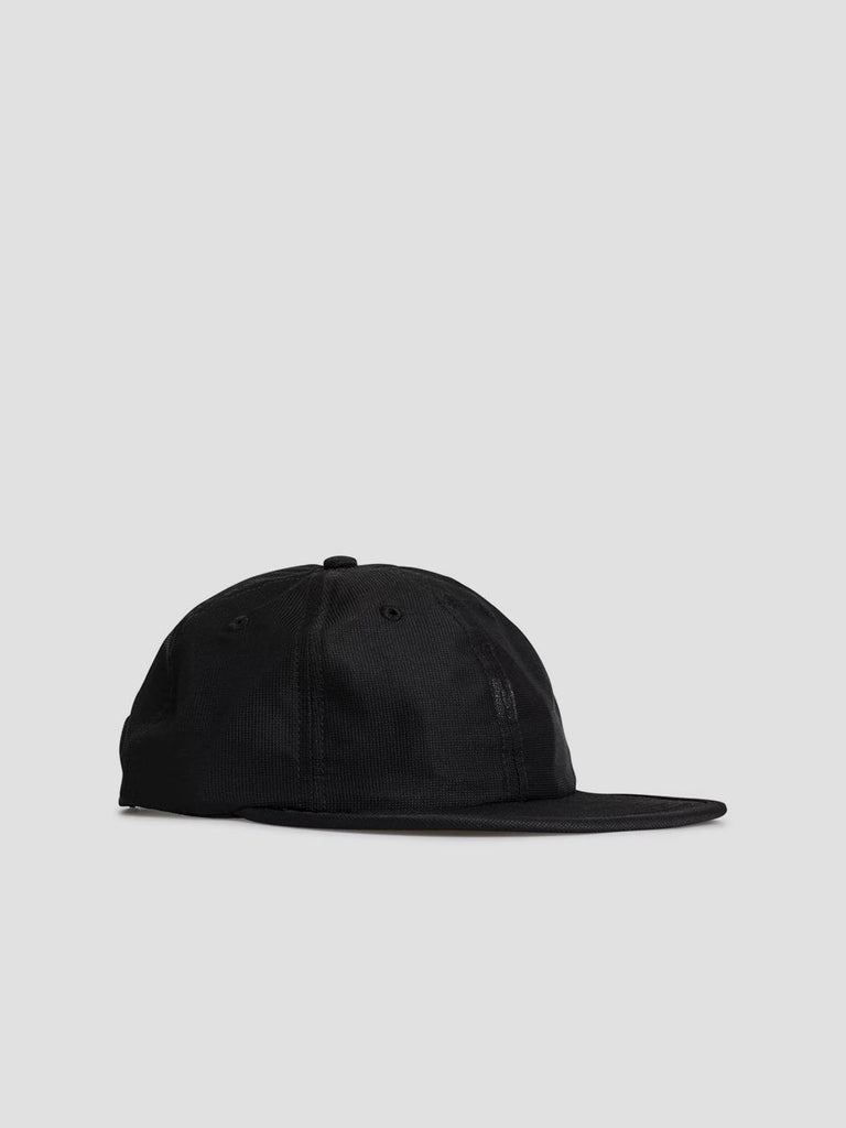 Norse Projects. Black foldable sports cap