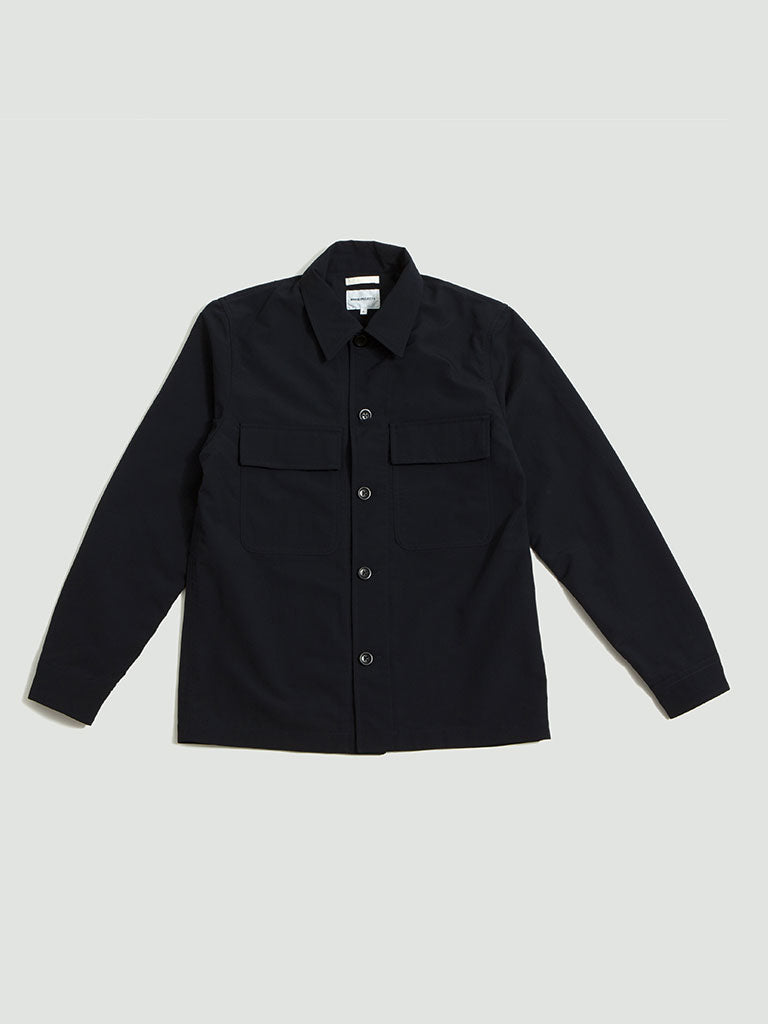 Norse Projects. Kyle Travel dark navy