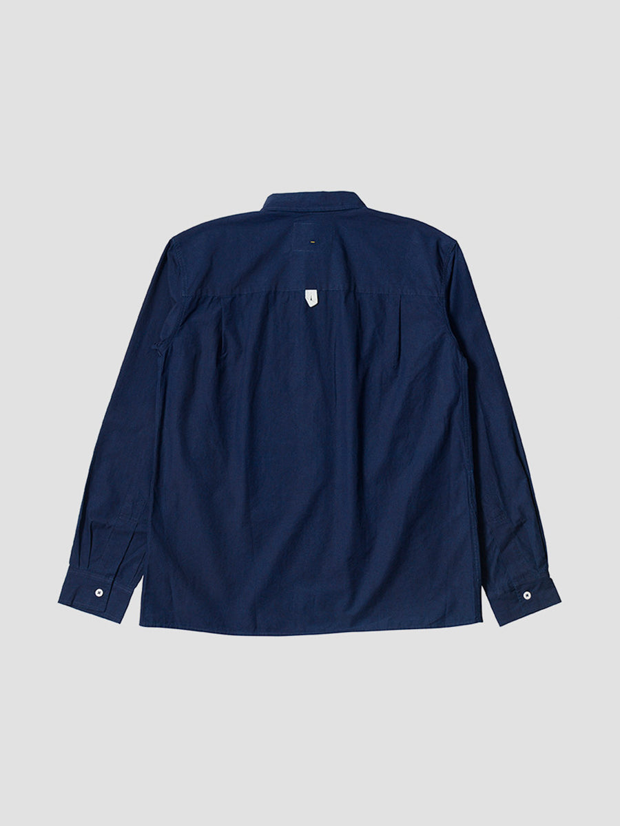 Painters Shirt in navy