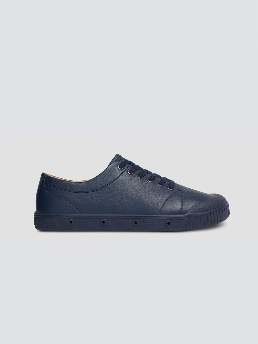 G2 in midnight blue goatskin by Spring Court