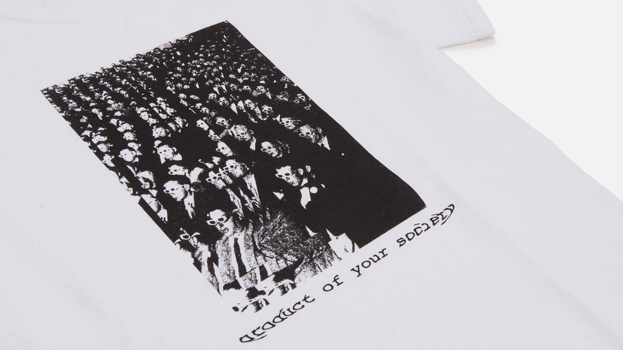 Dreamland Syndicate. Society T-Shirt white