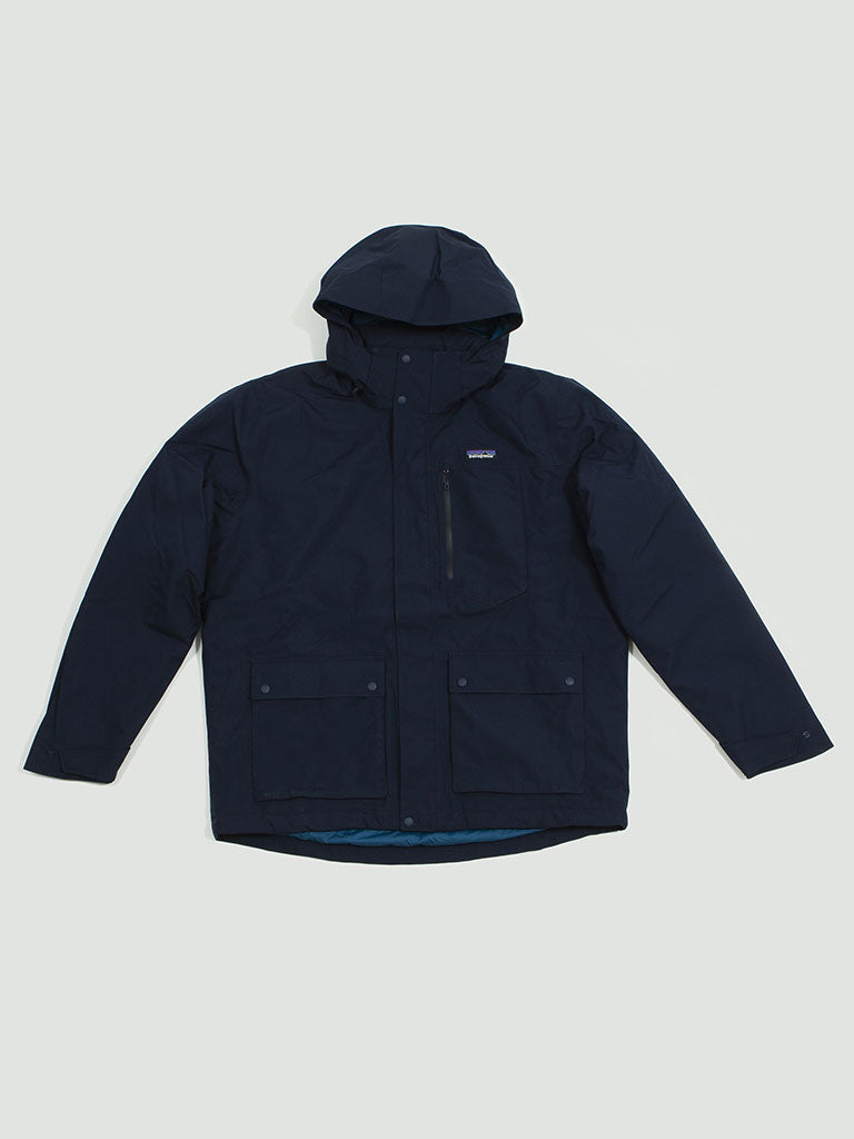 Patagonia. Topley Jacket navy blue