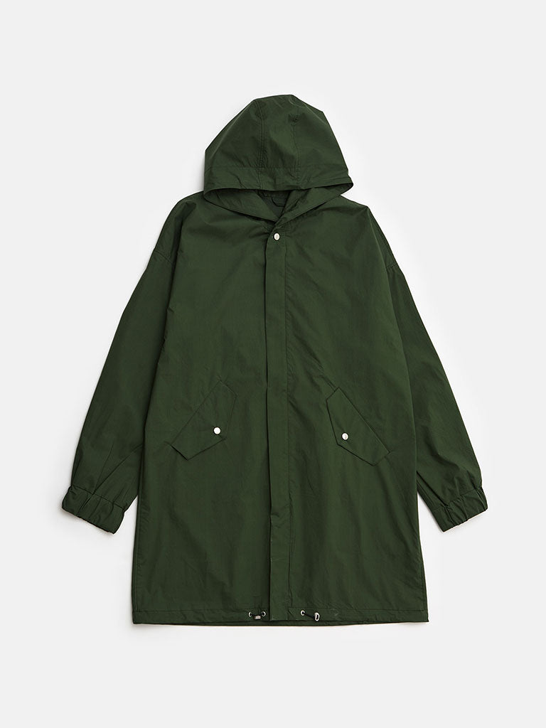 A Kind of Guise. Silverton green parka