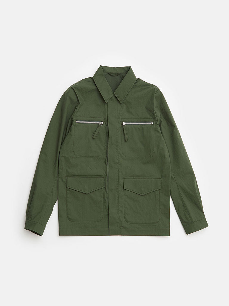 A Kind of Guise. Nellis green jacket