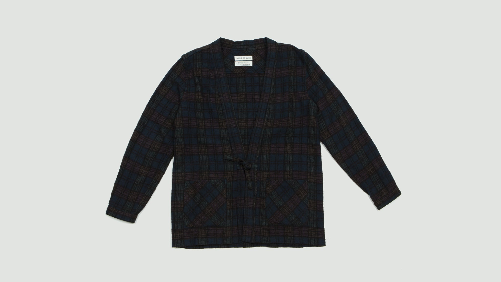 A Kind of Guise. Kohaku Cardigan petrol