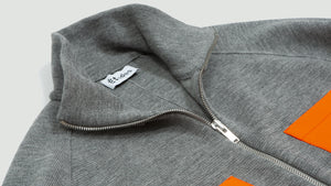 Études. Athenes wool jacket anthracite