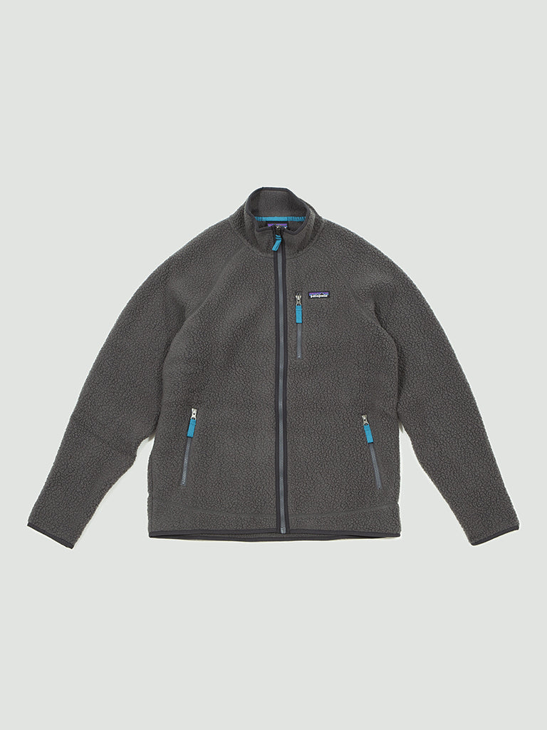 Patagonia. Mens Retro pile Jacket grey
