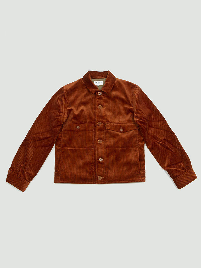 YMC. Pinkley 2 jacket rust