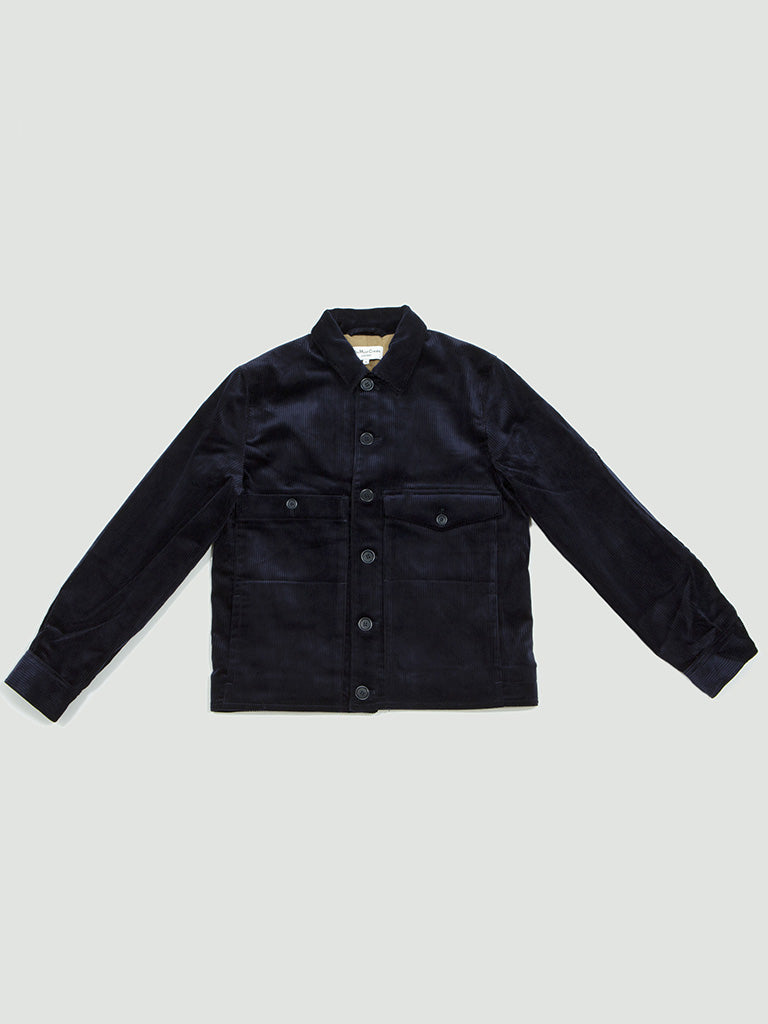 YMC. Pinkley 2 jacket navy