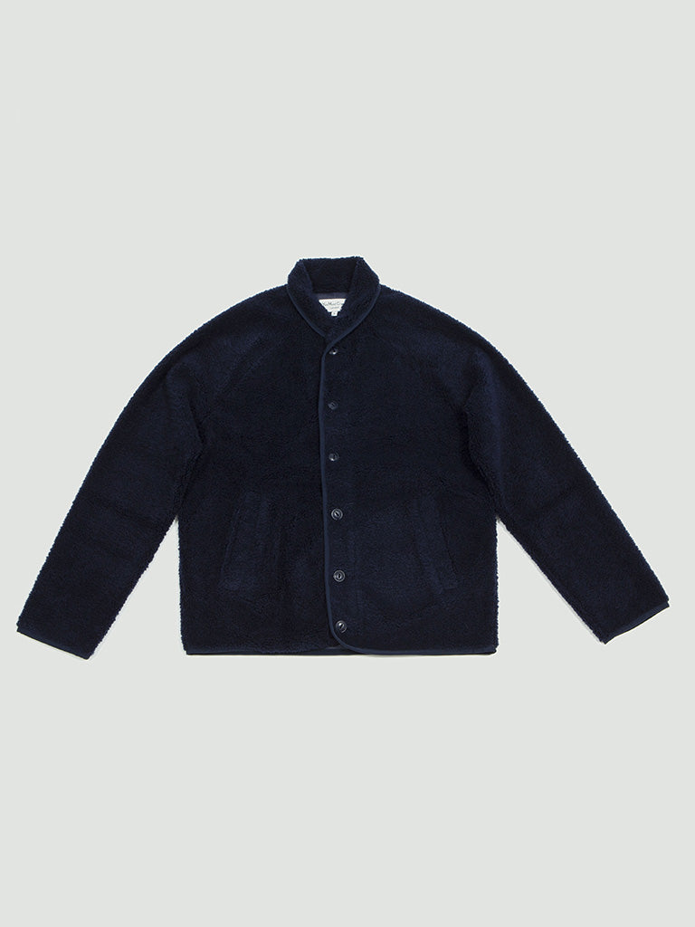YMC. Beach jacket navy