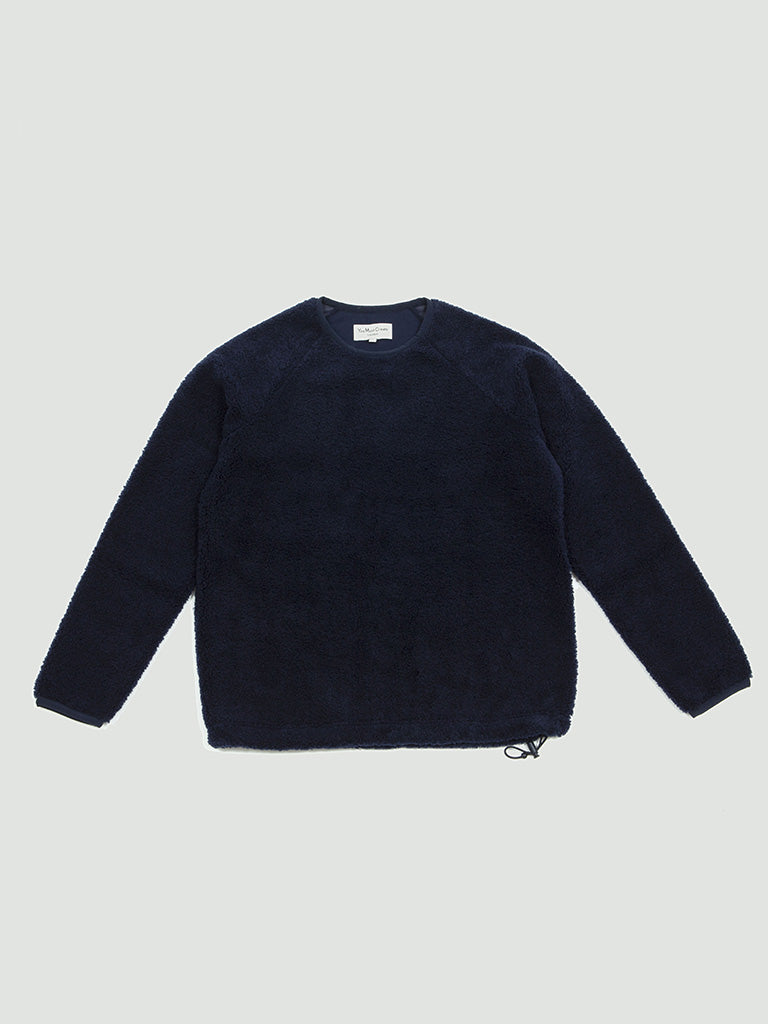 YMC. Deliverance sweatshirt navy
