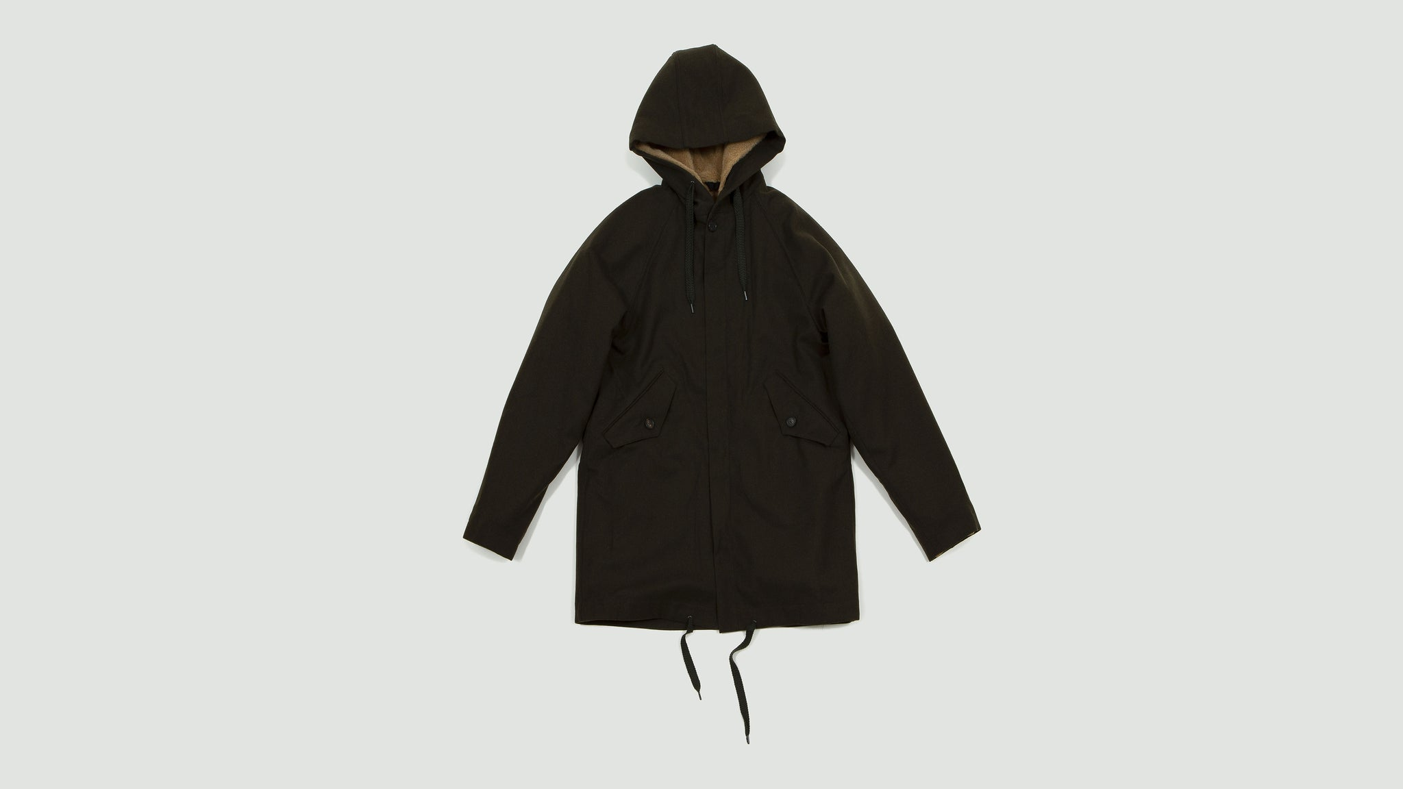 A Kind of Guise. Bug Parka dark olive