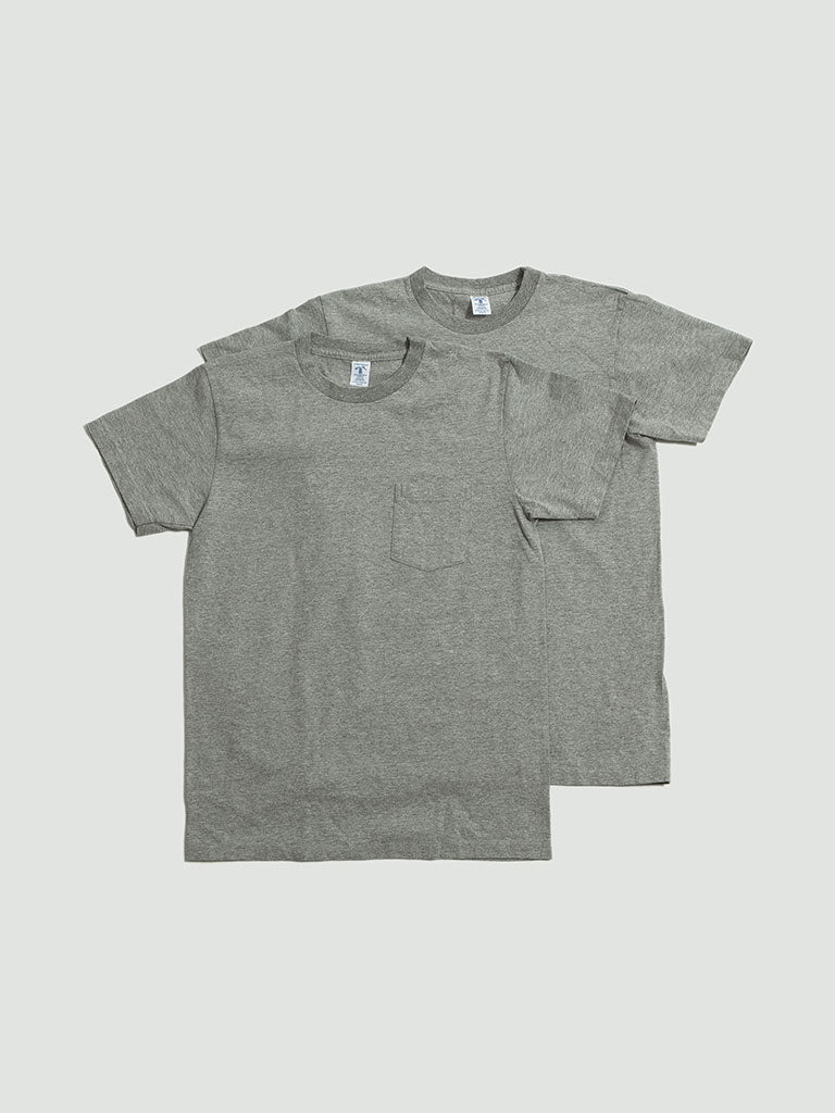 Velva Sheen. 2 Pack tee grey