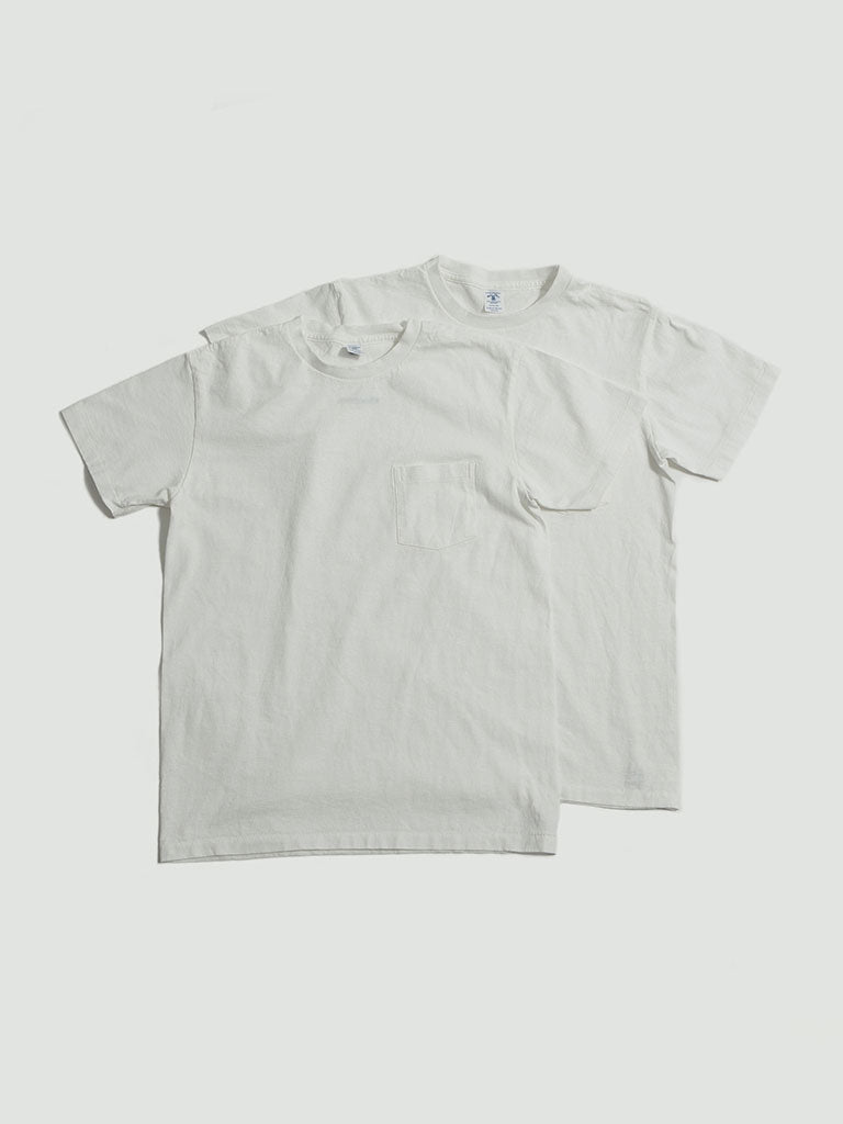 Velva Sheen. 2 Pack tee white