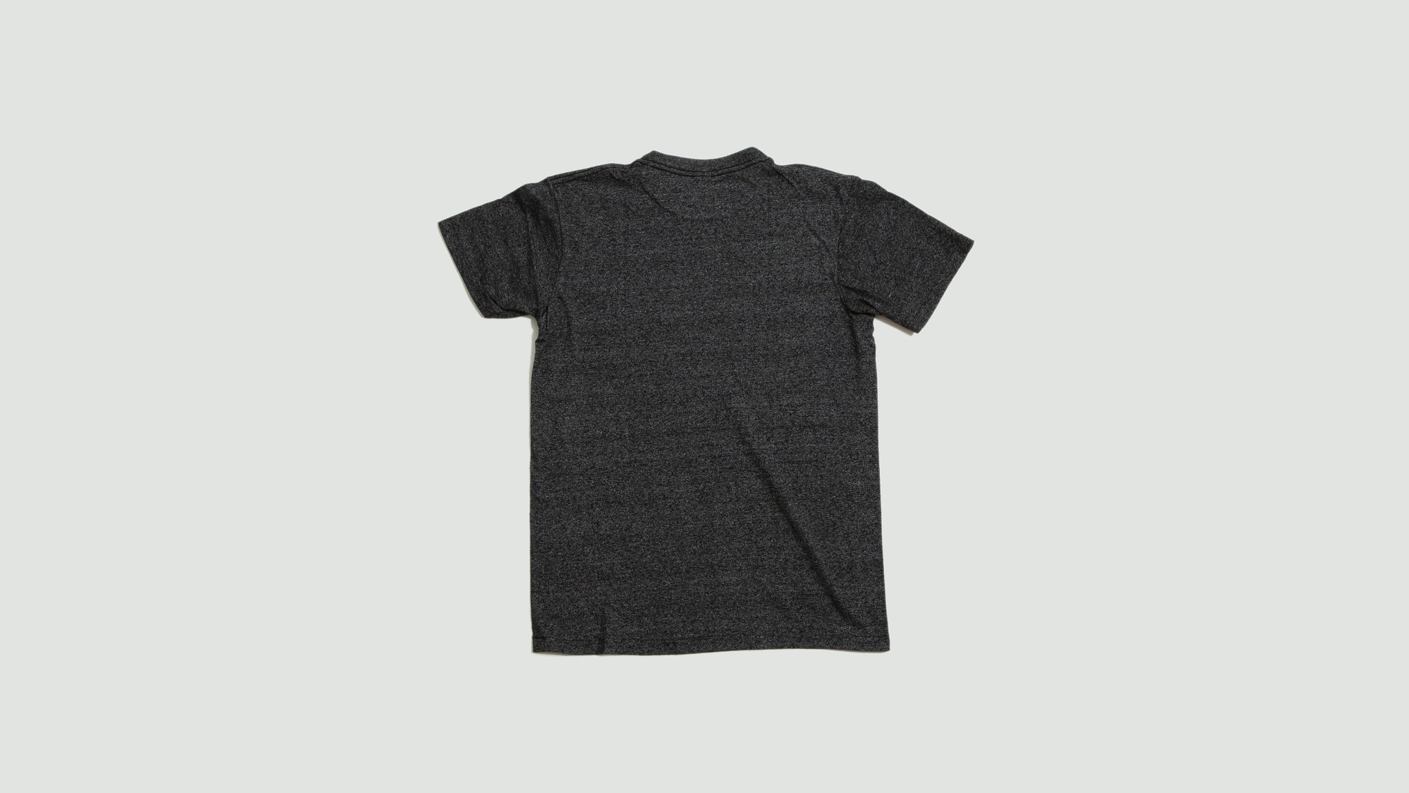 Mock twist tee black